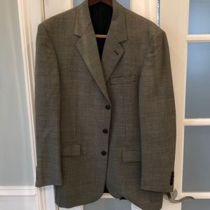Other - Brown Black tic weave sport coat